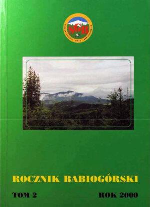 Rocznik Babiogórski Tom 2 (2000)