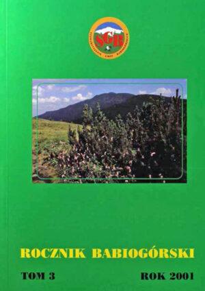Rocznik Babiogórski Tom 3 (2001)