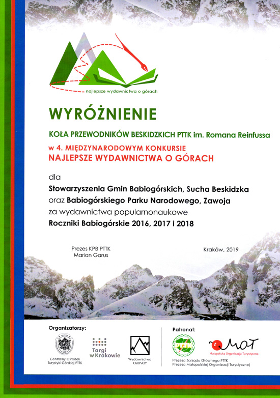 Read more about the article Najlepsze wydawnictwa o górach