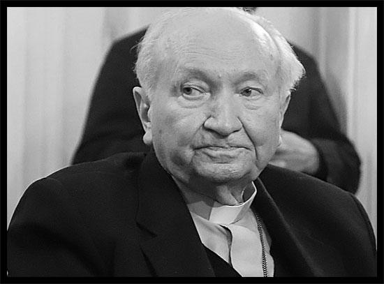 Kardynał Marian Jaworski