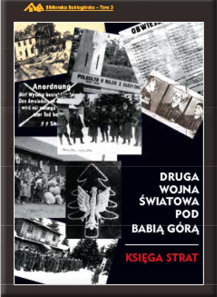 Druga wojna światowa pod Babią Górą – księga strat