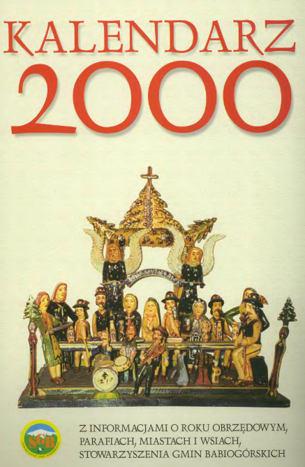 Kalendarz na rok 2000