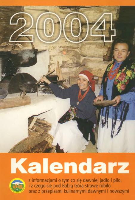 Kalendarz na rok 2004