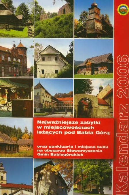 Kalendarz na rok 2006