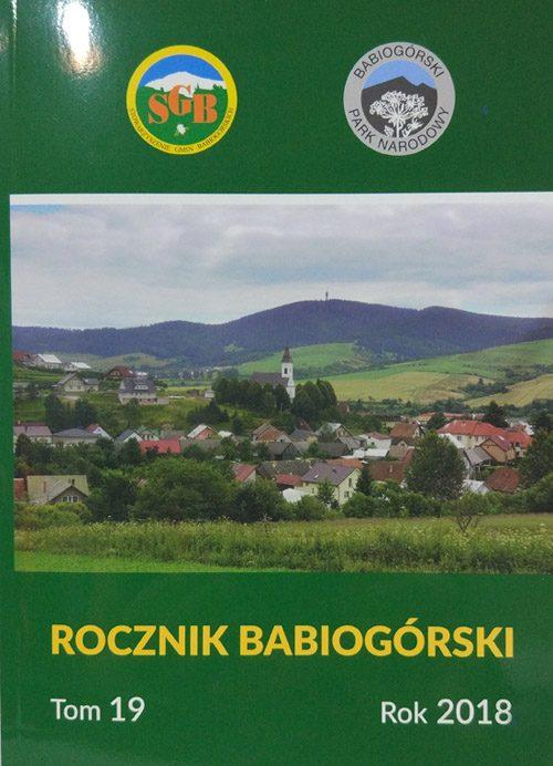 Rocznik Babiogórski Tom 19 (2018)