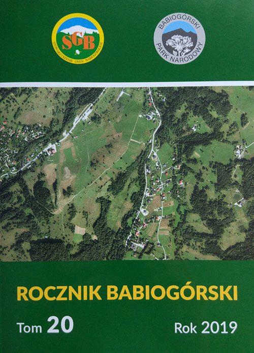 Rocznik Babiogórski Tom 20 (2019)